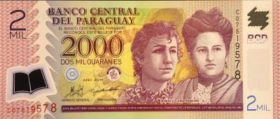 paraguay 2000 guaranies obverse (2)